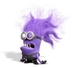 Purple Minion