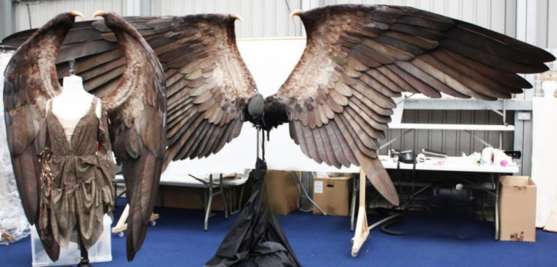 Maleficent Wing Models