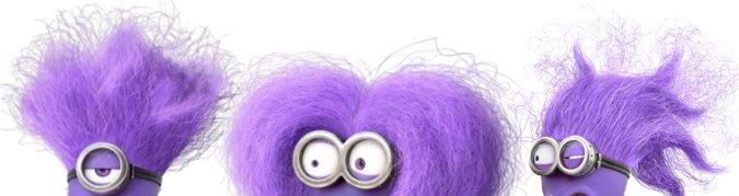 Evil Minion Hair