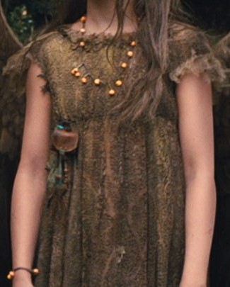 Young Maleficent Close up Dress