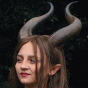 Young Maleficent Horns