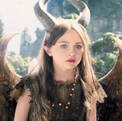 Young Maleficent Fairy