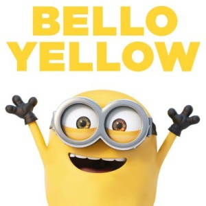 Minion Bello Yellow