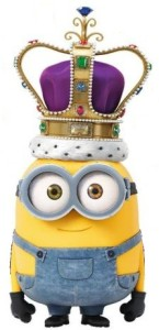 King Bob with Purple Crown
