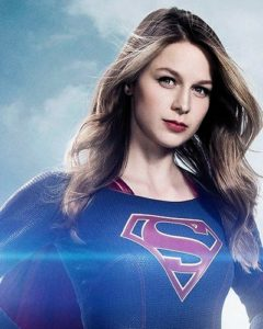 Supergirl from the CW Supergirl