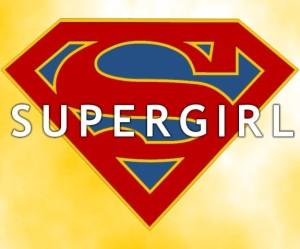 SuperGirl Television Logo