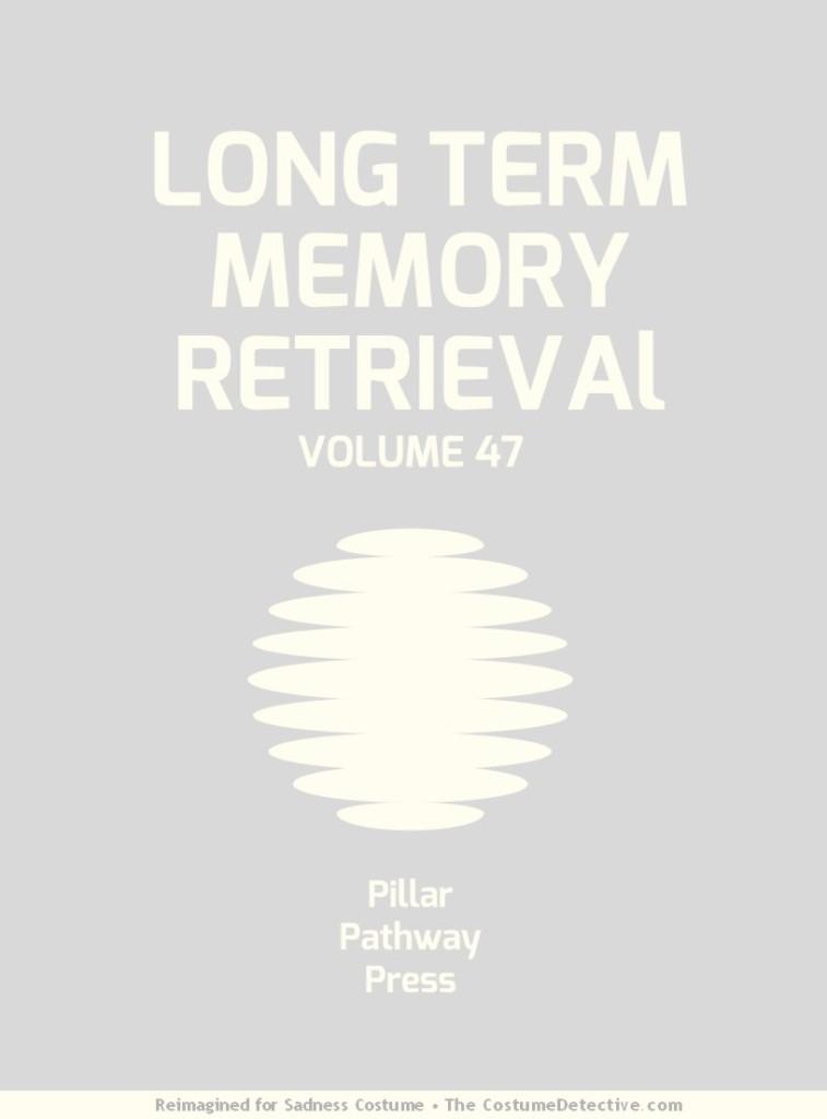 Long Term Memory Manual Cover