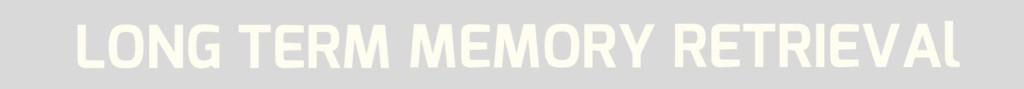 Long Term Memory Manual Side Title