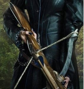 Miss Peregrines Crossbow