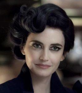 Miss Peregrine Makeup, Hair and Nails