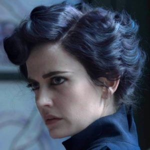 Miss Peregrine Blue Highlights
