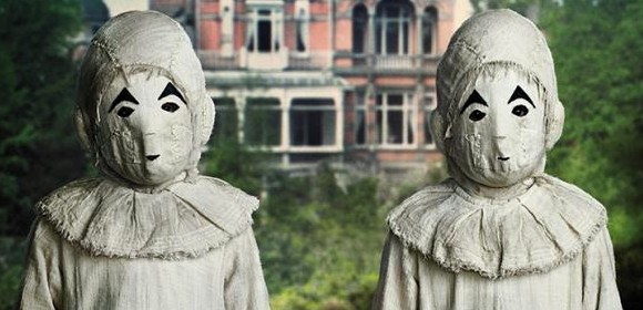 Masked Twins from Miss Peregrine's Home for Peculiar Children