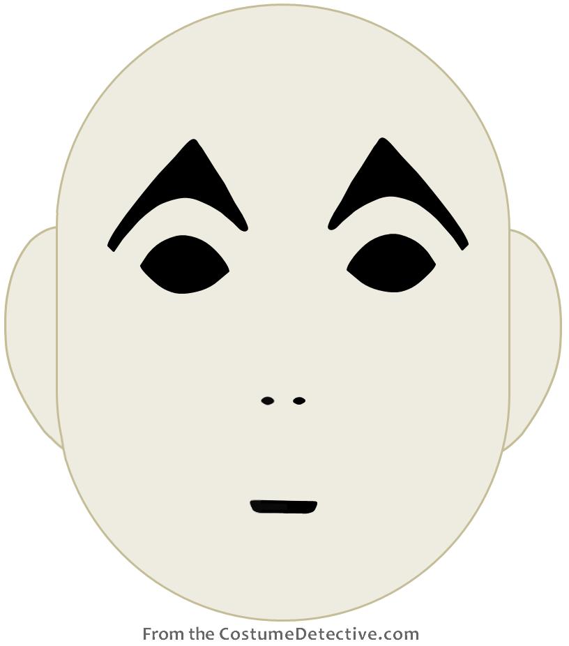Peculiar Twins Face Mask