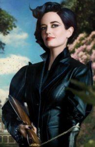 Miss Peregrine's Black Coat
